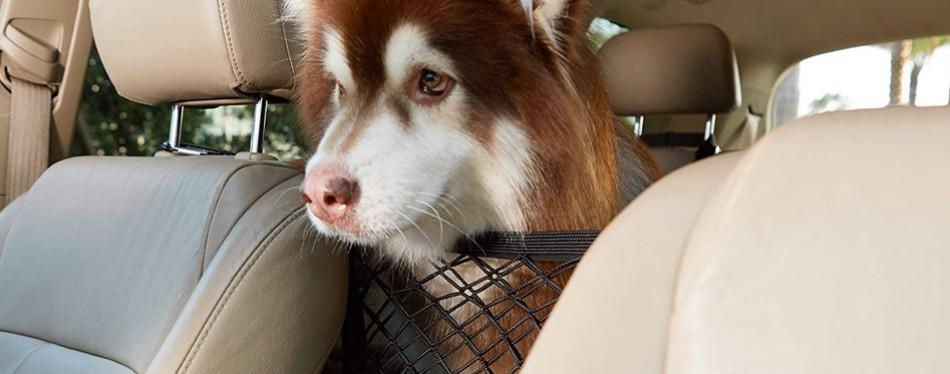INNX Pet Barrier Safety Net Dog Barrier