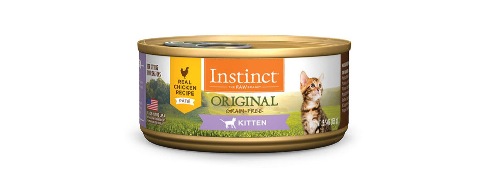 Instinct Kitten Cat Food