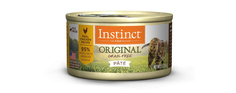 Instinct Original Grain Free Cat Food