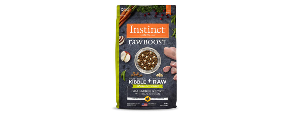 Instinct Raw Boost Healthy Dry Dog Food