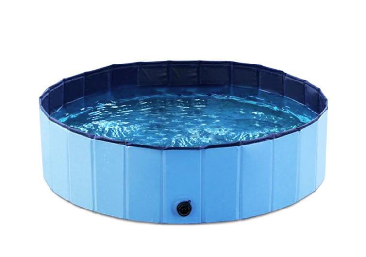 Jasonwell Foldable Dog Pool