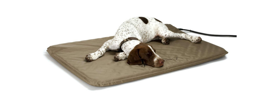 K&H Pet Products Dog Heated Bed