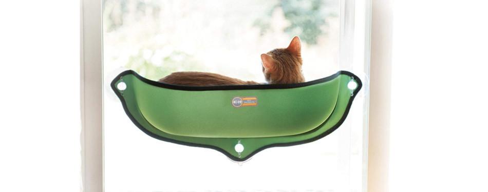 K&H Pet Products EZ Cat Window Perches