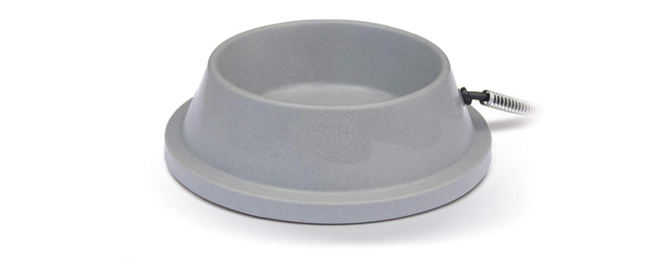 K&H Pet Products Heated Water Bowl