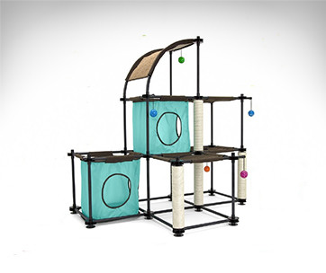 Kitty City Claw Mega Kit Cat Furniture