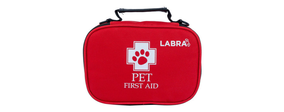 Labra Dog First Aid Kit