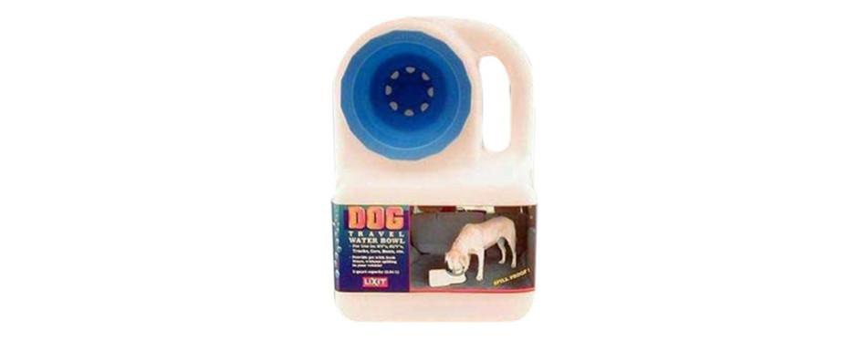 Lixit Dog Travel Water Bowl 3 Quarts