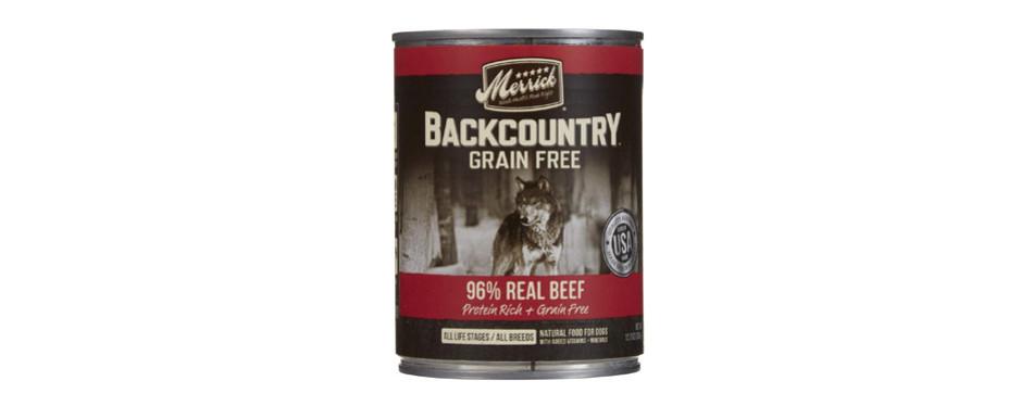 Merrick Backcountry husky food