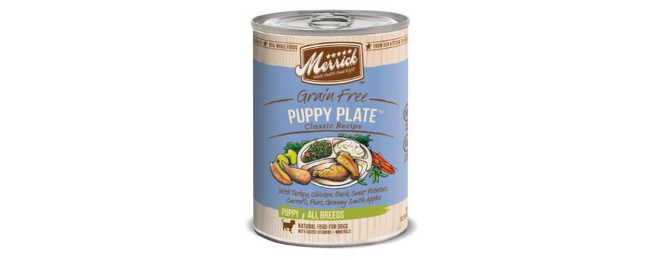 Merrick Classic Grain Free Canned Dog Beagle Food