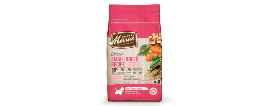 Merrick Classic Small Breed Dry Dog Food