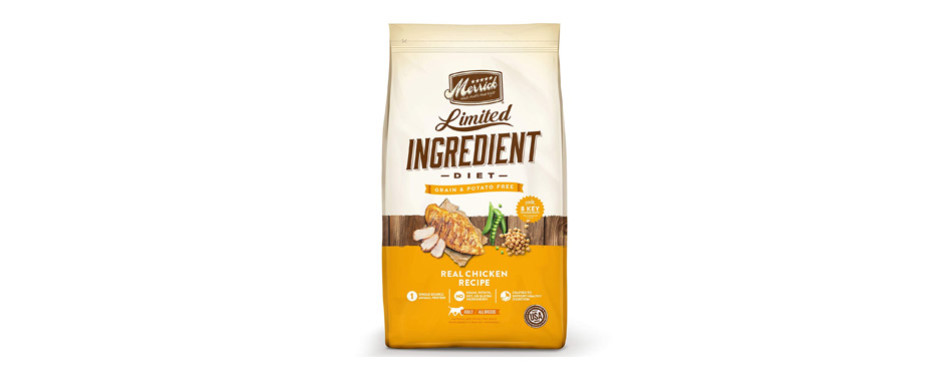 Merrick Limited Ingredient Diet Grain Free Dry Dog Food