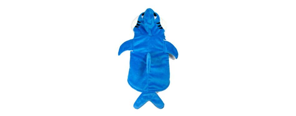 Mogoko Funny Shark Costume for Cats