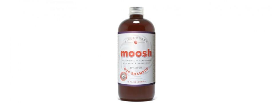 Moosh Natural Dog Shampoo