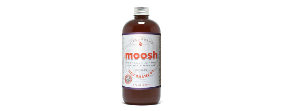 Moosh Natural Dog Shampoo