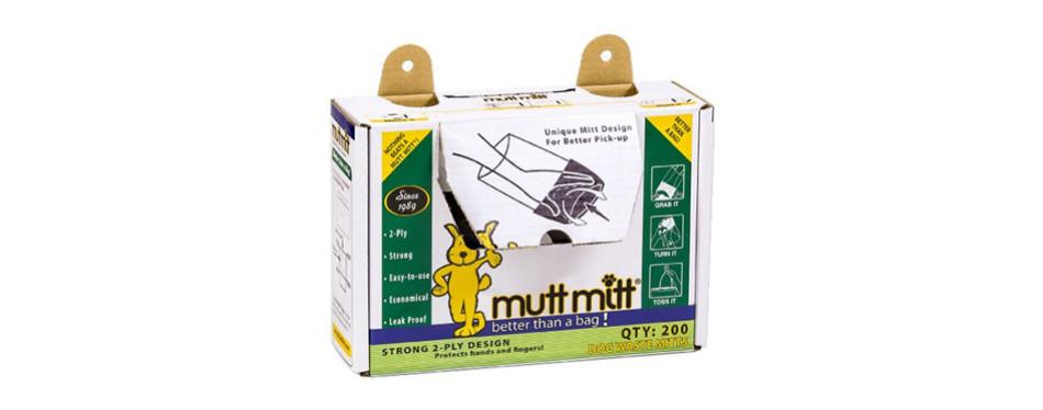 Mutt Mitt Dog Waste Bag