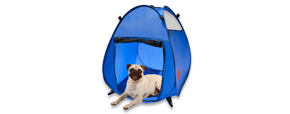 MyDeal Pop Up Dog Tent