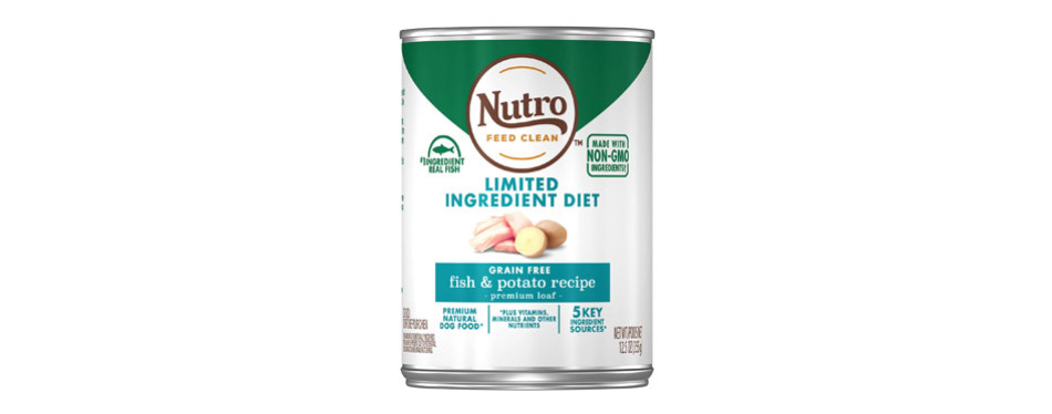 NUTRO Limited Wet Dog Food