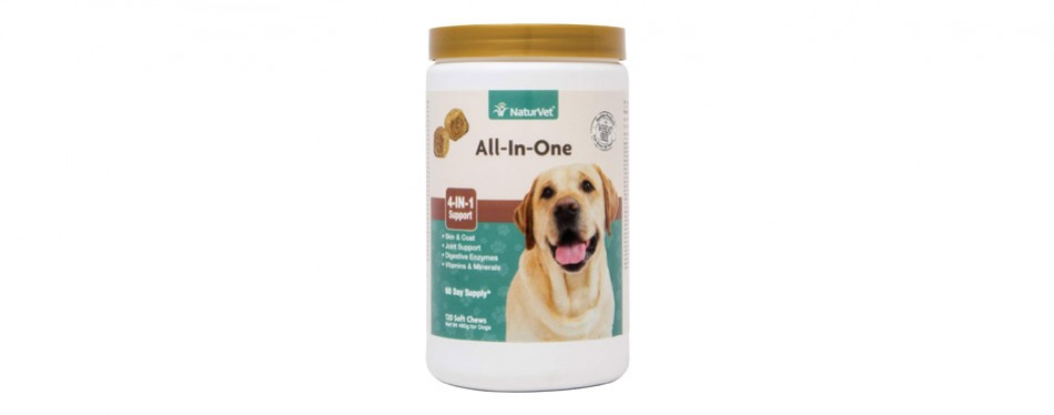 NaturVet All in One 4 IN 1 Vitamins for Pregnant Dogs