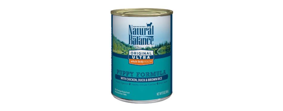 Natural Balance Health Puppy Food