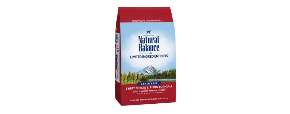 Natural Balance Low Protein Dog Food