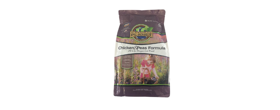 Natural Planet Dry Cat Food