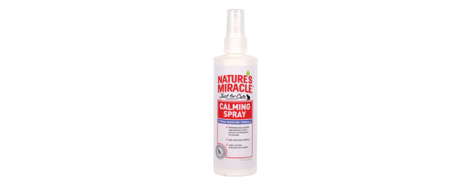 .Nature's Miracle Just For Cats Calming Spray