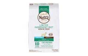 Nutro Limited Ingredient Diet Dog Food