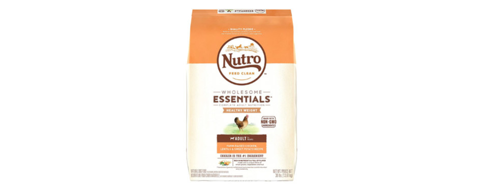 Nutro Lite Adult Dry Dog Food For Diabetic Dogs