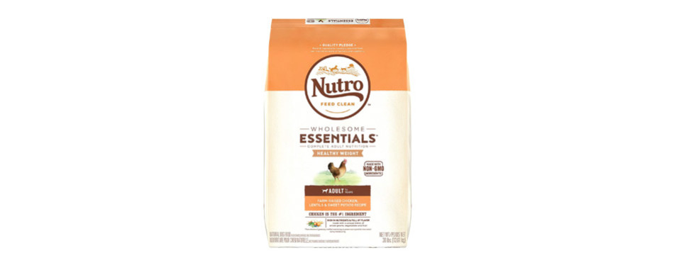 Nutro Lite good dog food for huskies