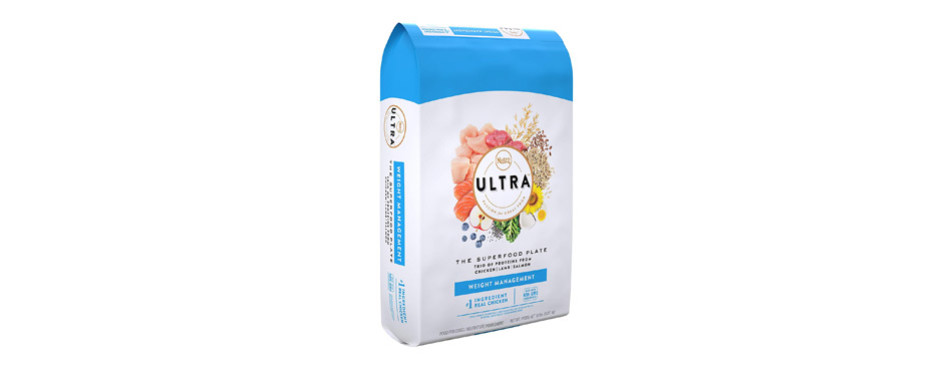 Nutro Ultra Weight low protein dry dog food