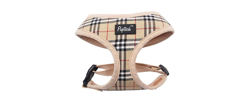 PUPTECK Dog Harness Pet Puppy Comfort Padded Vest