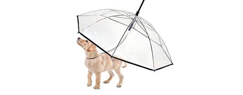 Paercute Pet Dog Umbrella