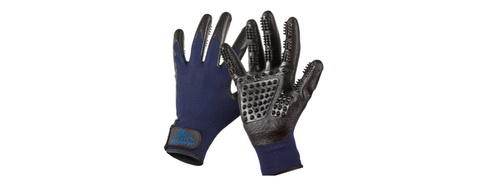 Dog Grooming Gloves by Pat Your Pet
