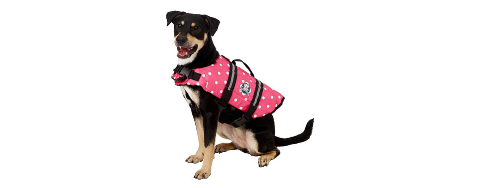Paws Aboard Dog Life Jacket