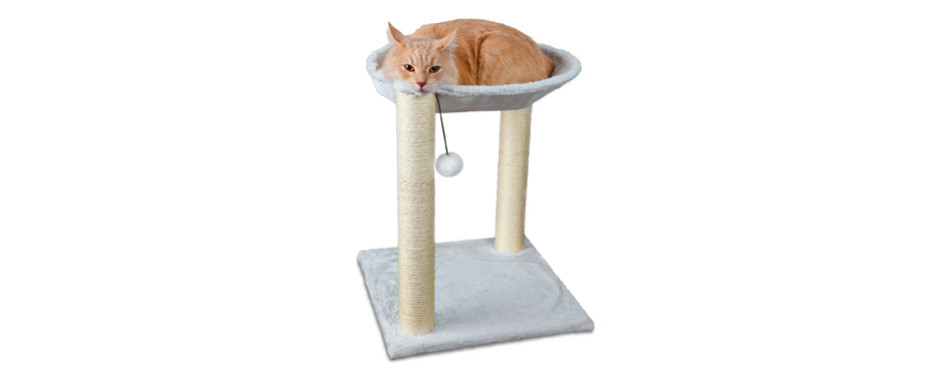 paws & pals cat hammock tree house