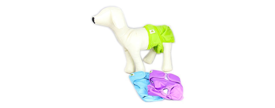 Pet Magasin Luxury Reusable Dog Diapers