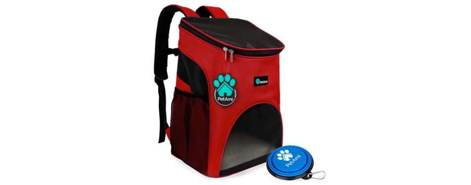 PetAmi Dog Carrier Backpack