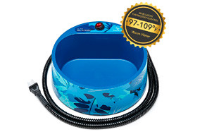Petfactors Heated Heated Water Bowl