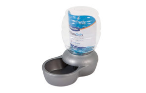 petmate replendish gravity cat water bowl