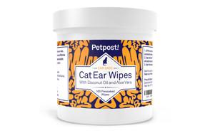 Petpost Cats Wipes