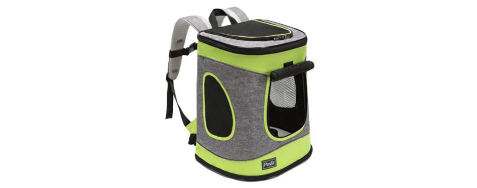 Petsfit Soft Dog Backpack Carrier