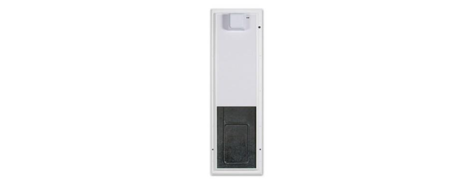 Plexidor Large Wall Mount PDE Electronic Pet Door