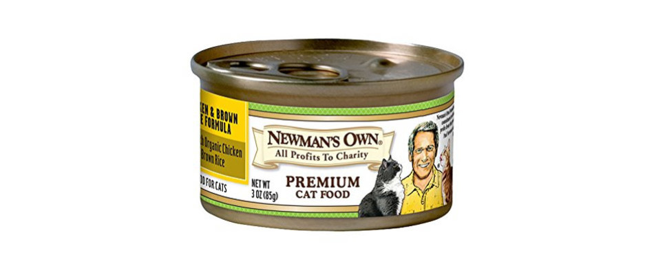 Premium Canned Formulas For Cats