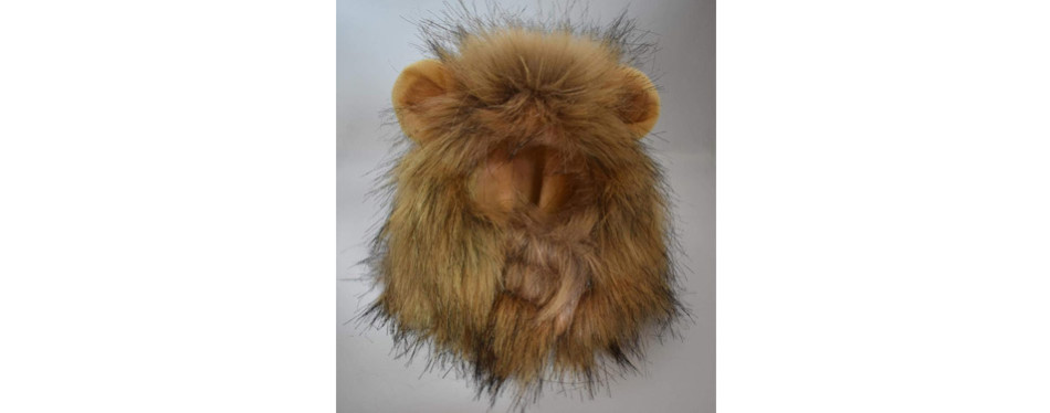 RosyLife Lion Mane Costume for Cats