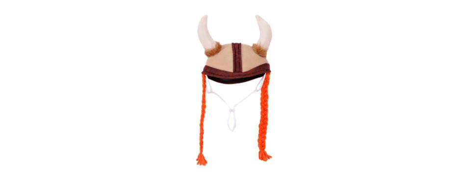 Rubies Viking Dog Hat with Braids