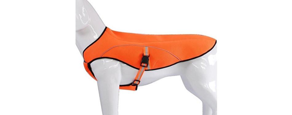 SGODA Dog Cooling Vest Harness Jacket Cooler