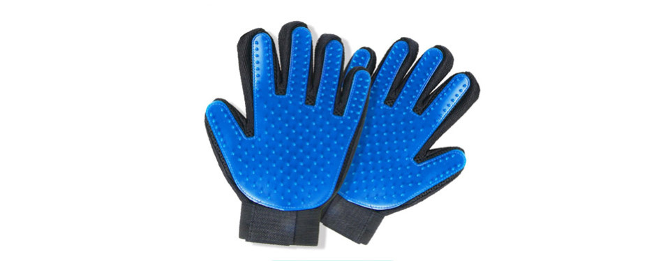 SSRIVER Dog Grooming Glove