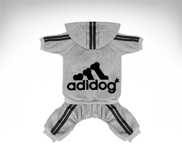 Scheppend Original Adidog Dog Hoodies