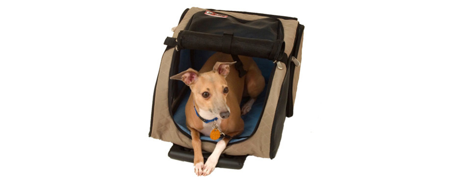 Snoozer Wheel Airline Approved Pet Carrier