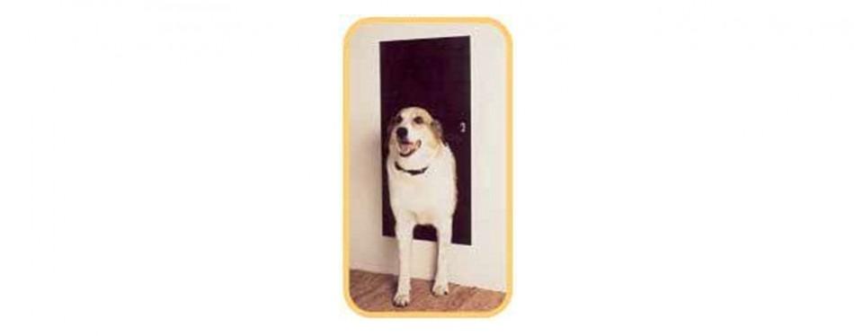 Solo Pet Door Automatic Electronic Dog Door